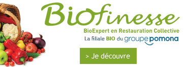 Biofinesse - PassionFroid grossiste alimentaire en restauration collective