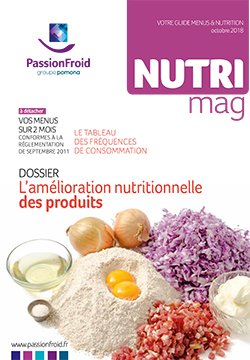 Nutri mag - PassionFroid, fournisseur alimentaire en restauration collective