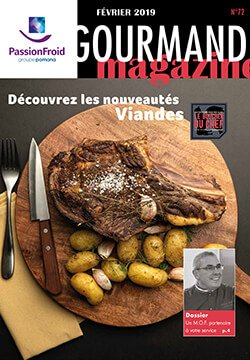 Le gourmand magazine - PassionFroid distributeur alimentaire en restauration commerciale