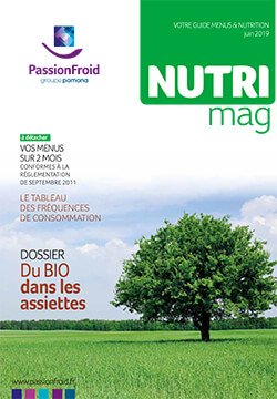 Nutri mag - PassionFroid grossiste alimentaire en restauration collective