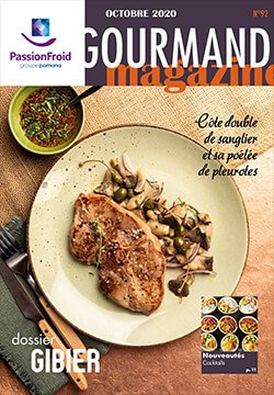 Gourmand Magazine - Octobre 2020