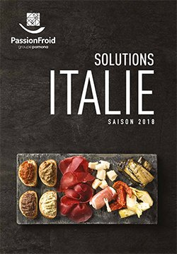 Solutions Italie - PassionFroid - Grossiste alimentaire