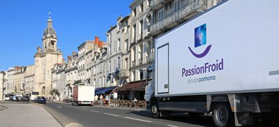 Export department - PassionFroid - Grossiste alimentaire