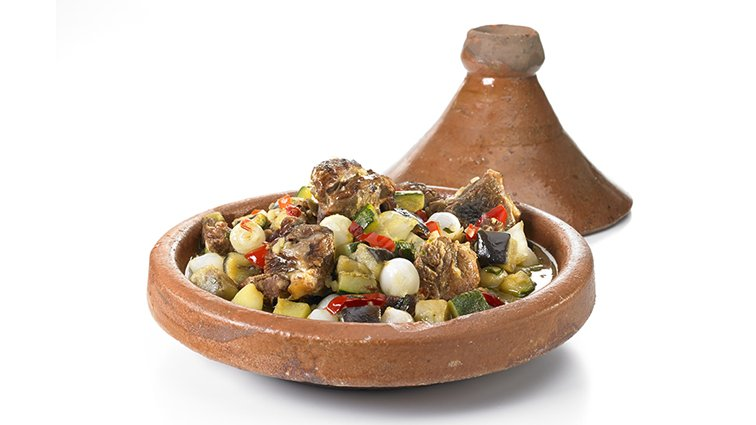 Tajine d'agneau facon mediterraneenne - 835 - PassionFroid - Grossiste alimentaire