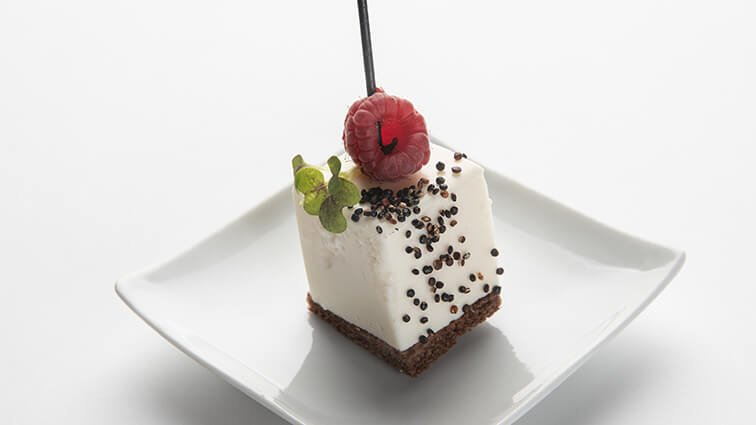 Cafe blanc, mascarpone et framboise - 2130 - PassionFroid - Grossiste alimentaire