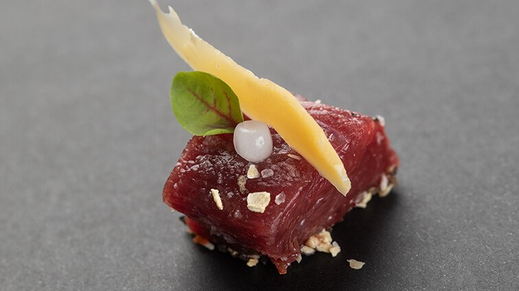 Gravlax beef - 2131 - PassionFroid - Grossiste alimentaire