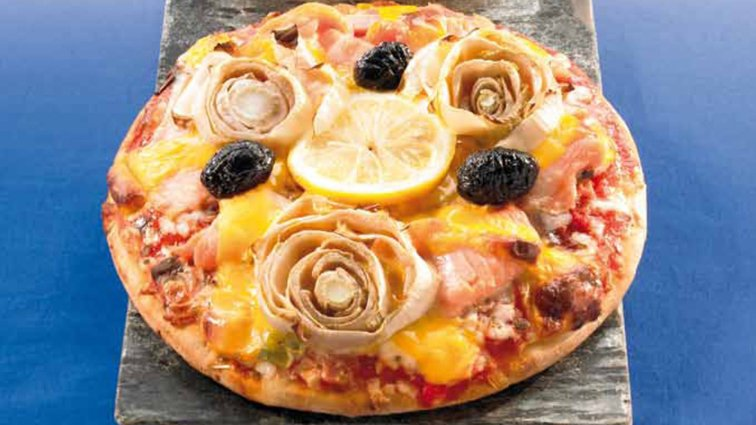 Pizza norvegienne - 933 - PassionFroid - Grossiste alimentaire