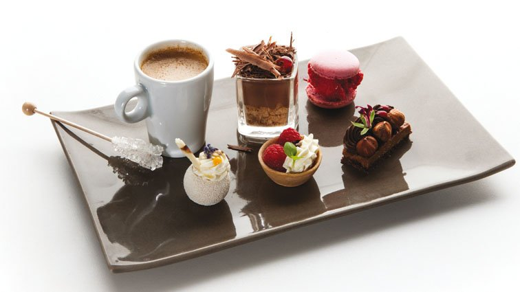 Cafe gourmand - 831 - PassionFroid - Grossiste alimentaire