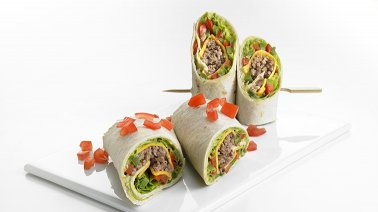 Wrap Tex Mex - 836 - PassionFroid - Grossiste alimentaire