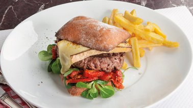 Burger terroir - 822 - PassionFroid - Grossiste alimentaire