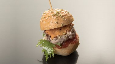 Veal burger - 2047 - PassionFroid - Grossiste alimentaire