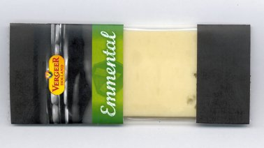 Emmental preemballe 28,5% MG 30 g Vergeer Holland - 0042718 - PassionFroid - Grossiste alimentaire