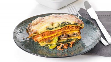 Lasagne vegetarienne - 2082 - PassionFroid - Grossiste alimentaire