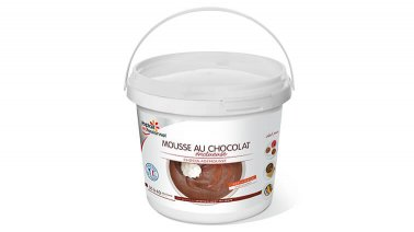 Mousse au chocolat 5 L Yoplait - 0198377 - PassionFroid - Grossiste alimentaire