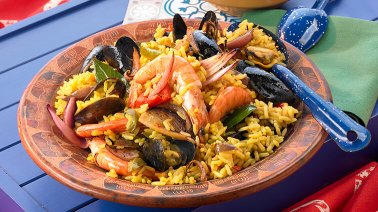 Arroz de marisco - 2174 - PassionFroid - Grossiste alimentaire