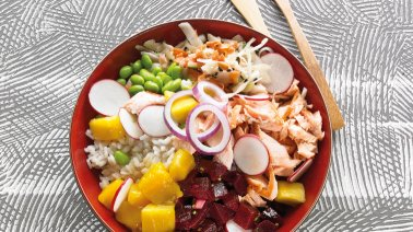 Pokebowl hawai - 2200 - PassionFroid - Grossiste alimentaire