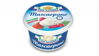 Mascarpone 40% MG 500 g - 0037991 - PassionFroid - Grossiste alimentaire