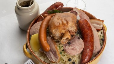 Choucroute royale - 2236 - PassionFroid - Grossiste alimentaire