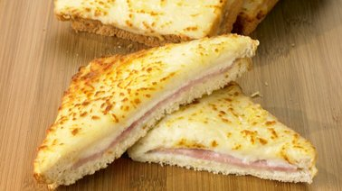 Croque monsieur toaste 180 g - 0033602 - PassionFroid - Grossiste alimentaire