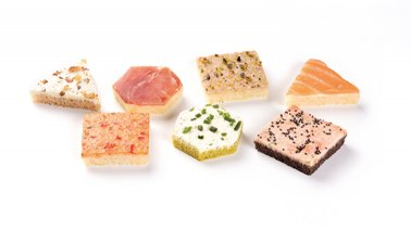 Assortiment seduction x140 canapes surgeles - 0177964 - PassionFroid - Grossiste alimentaire