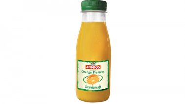 Jus d'oranges 25 cL Andros - 0097440 - PassionFroid - Grossiste alimentaire