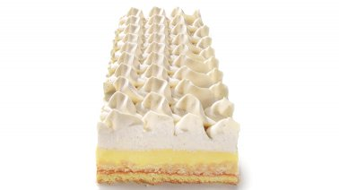 Le Citron Chantilly-Biscuit crumble en bande 810 g Pasquier - 0177948 - PassionFroid - Grossiste alimentaire
