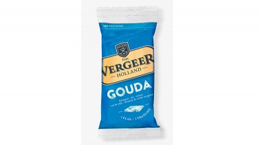 Gouda fruite preemballe 31,9% MG 30 g Vergeer Holland - 0191593 - PassionFroid - Grossiste alimentaire