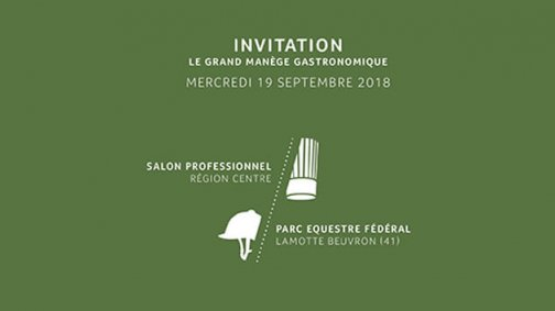 Le grand manège gastronomique
