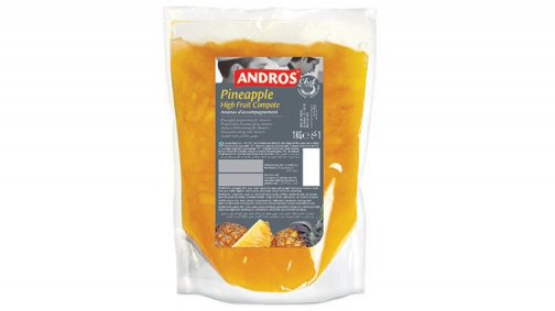 Fruit d'accompagnement ananas Andros Chef - 0175043 - PassionFroid - Grossiste alimentaire