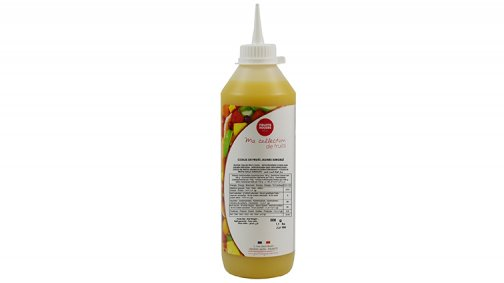 Coulis de fruits jaunes - 0099674 - PassionFroid - Grossiste alimentaire