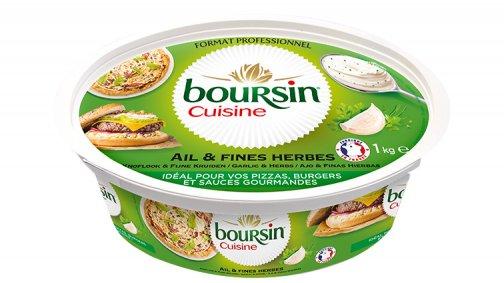 Boursin cuisine ail et fines herbes 19 mg 1 kg grossiste produit laitier passionfroid - Boursin cuisine ail et fines herbes ...
