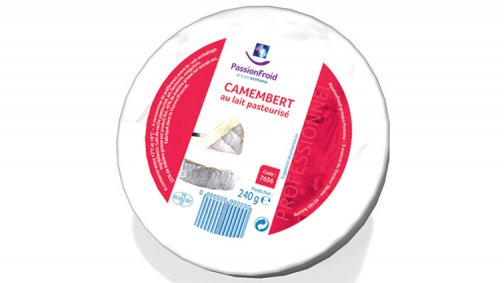 Camembert nu 22% MG 240 g PassionFroid - 0007656 - PassionFroid - Grossiste alimentaire
