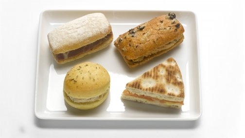 Collection de mini sandwiches 20 g x 28 - 560 g - 0008753 - PassionFroid - Grossiste alimentaire