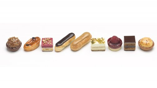 Petits fours sucres x 53 - 735 g Symphonie - 0098491 - PassionFroid - Grossiste alimentaire