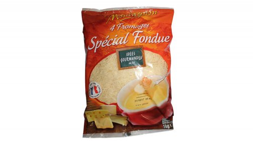 Rapes 4 fromages special fondue 32% MG 1 kg - 0018003 - PassionFroid - Grossiste alimentaire