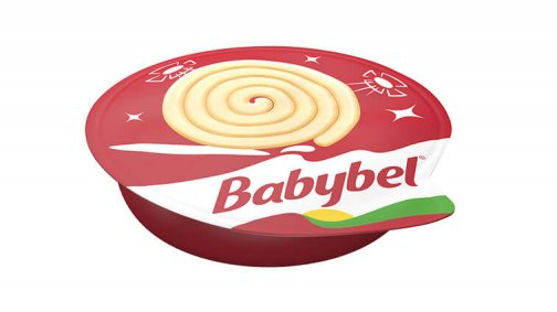 Babybel mini roules 18,5% MG 17 g Bel - 0184692 - PassionFroid - Grossiste alimentaire