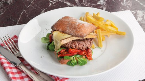 Tendance BURGER - PassionFroid - Grossiste alimentaire